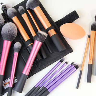Tips and tricks when using makeup brushes-10 Makeup hacks