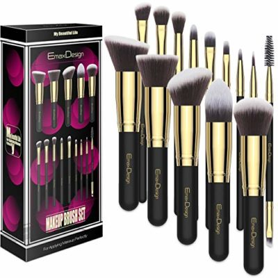 EmaxDesign makeup brushes review