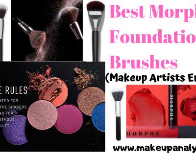 Morphe Foundation Brushes (Makeup Artists Endorse)