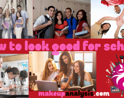How to look good for school every day