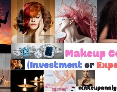 Makeup Costs: Investment or Expense