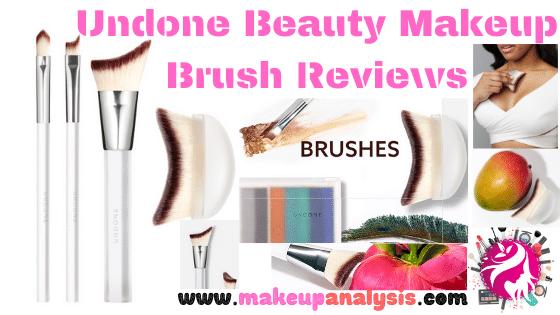 Undone Beauty Makeup Brush Reviews