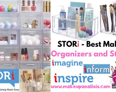 STORi – Best Makeup Organizers and Storage