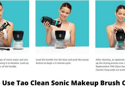 tao clean sonic makeup brush cleaner reviews