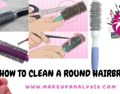 How to Clean a Round Hairbrush (Easy Steps to Clean Hair Brush)