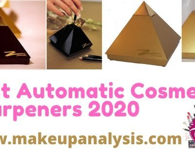 Best Automatic Cosmetic Sharpeners-2020