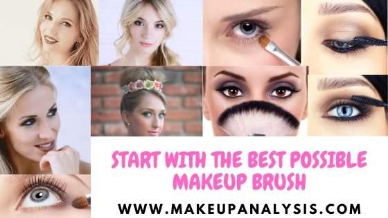 Makeup Tutorials for Eyes-best brushes
