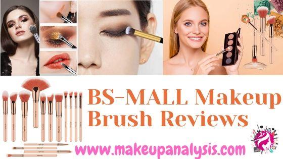 bs mall makeup brush reviews
