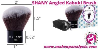 SHANY Angled Kabuki