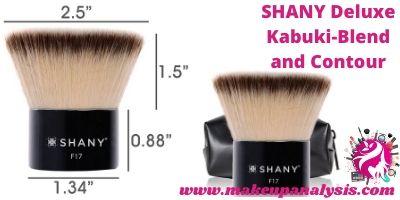 SHANY Deluxe Kabuki