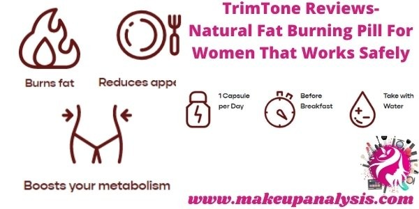 TrimTone natural fat burner reviews
