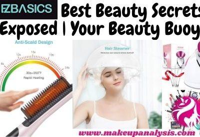 Ezbasics Best Beauty Secrets Exposed | Your Beauty Buoy