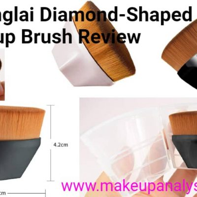 Xinfenglai Diamond-Shaped Makeup Brush Review | All you need to know